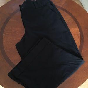 Black Lane Bryant Wide Leg Pant